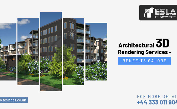Architectural 3D Rendering Services – Benefits galore