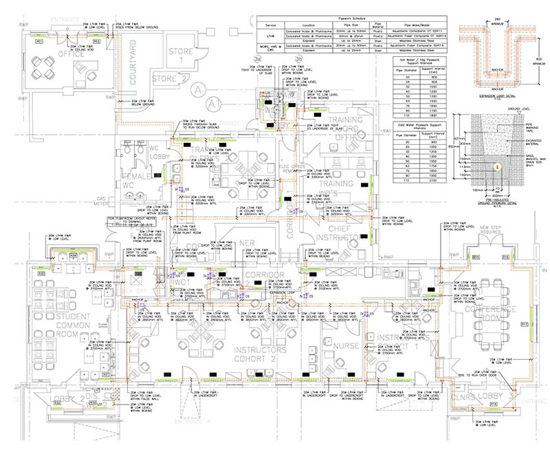 [DIAGRAM_3NM]  Electrical CAD Drafting Services: Now Get Clear and Concise Drawings! -  Teslacad UK   Electrical Plan Uk      Tesla CAD UK