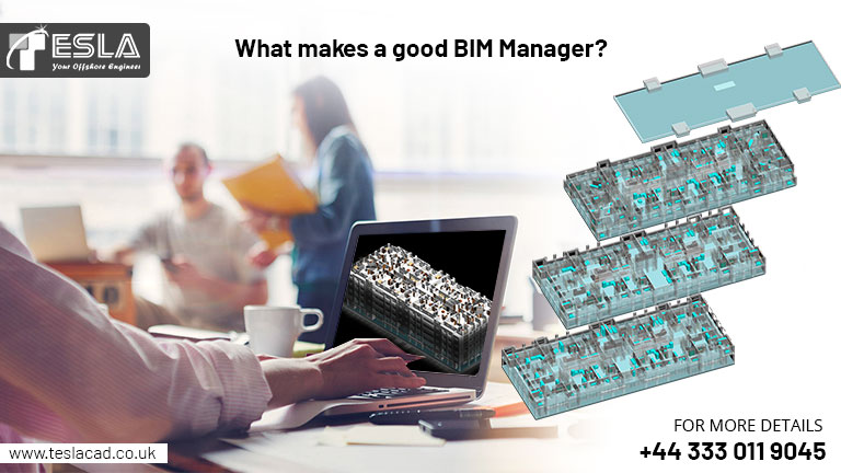 What makes a good BIM manager