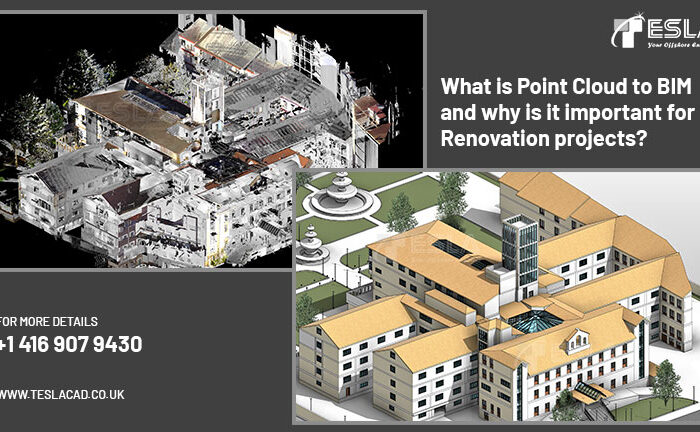 What is Point Cloud to BIM and why is it important for Renovation projects?
