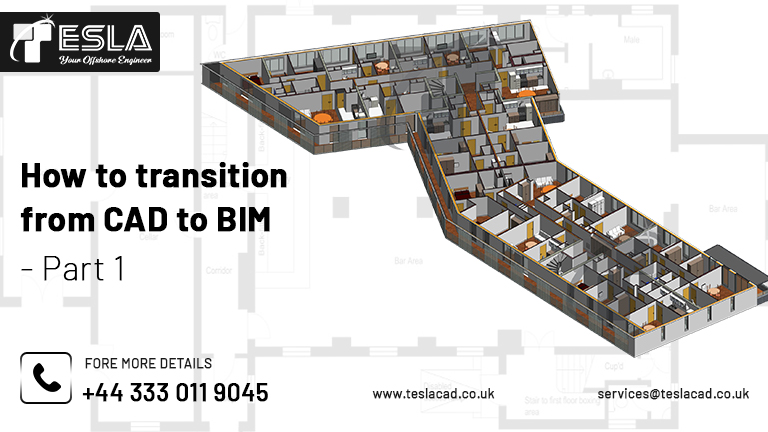 Tips for transitioning from CAD to BIM: Part 1