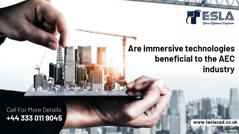 Are immersive technologies beneficial to the AEC industry