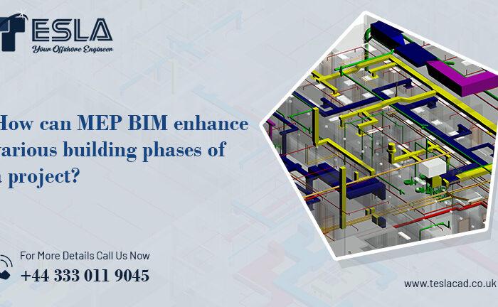 How can MEP BIM enhance various building phases?