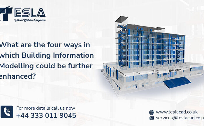 What are the four ways in which BIM could be further enhanced