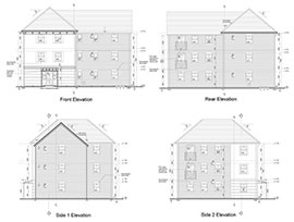 Construction Drawing Portfolio